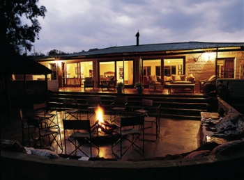 Fugitives Drift Lodge - Battlefields accommodation Rorkes Drift and Isandlwana South Africa