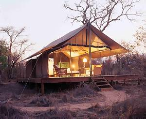 Honeyguide Tented Camp Manyaleti Conservancy bordering the Kruger National Park