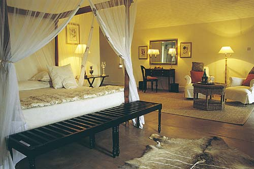Star of Africa - Zambia - The Destinations - Chichele Presidential Lodge - South Luangwa National Park