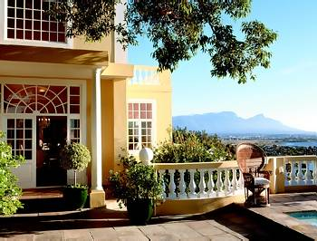 Calona Caslte - Lakeside Cape Town South Africa accommodation