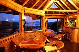 Phantom Forest tree house accommodation in Knysna on the Garden Route