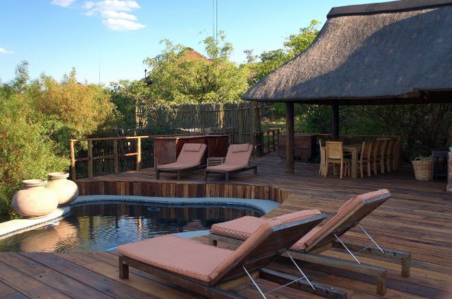 Mhondoro game lodge - Welgevonden