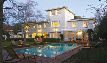 Summerwood Guest House Stellenbosch Wine lands South Africa
